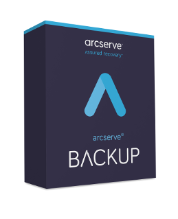 Arcserve Backup 18.0 for Windows Agent for Oracle - Product plus 1 Year Enterprise Maintenance