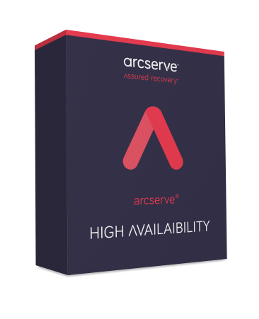 Arcserve High Availability r16.5 for Linux Virtual Machine - Product plus 3 Years Value Maintenance